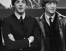 Come Together – The Sonification of McCartney & Lennon